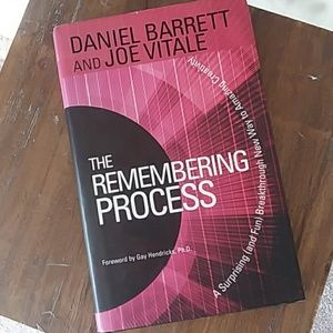 THE REMEMBERING PROCESS hardcover book